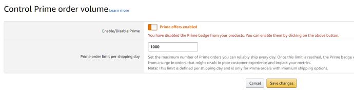b171cc9dbb19 SFP Listings No Longer Get Prime Badge - Instead Show