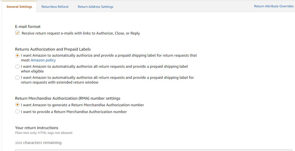 I Want To Authorize Each Request Order Management Shipping