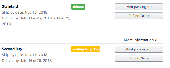 Why does this order read