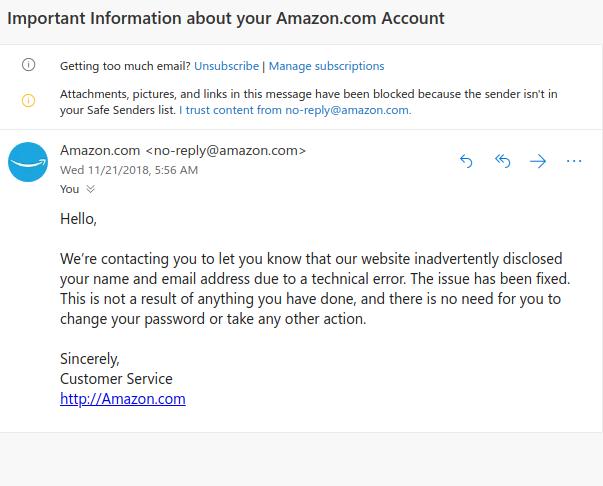 AmazonMessage