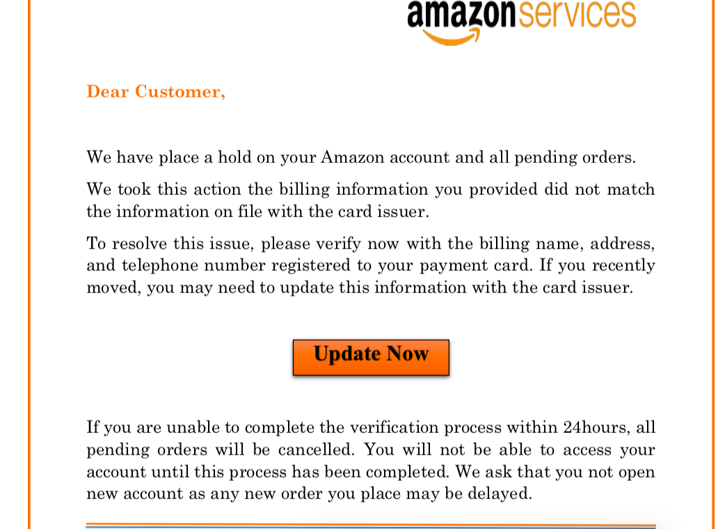 "NEW SCAM? ""[Account Info] Reminder: [Alert] - an account is waiting for a  verification on 2"" - General Selling Questions - Amazon Seller Forums"