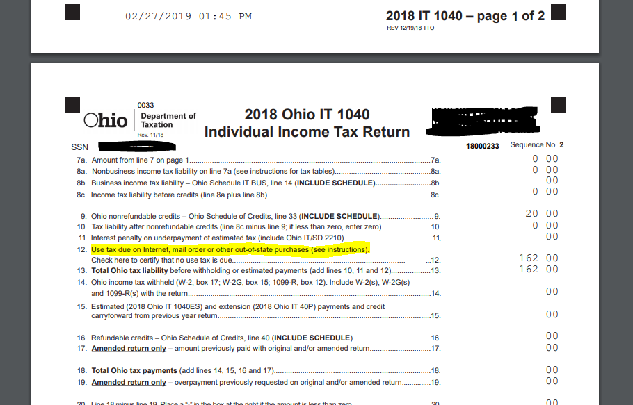 Marketplace Tax Collection Updates: See them and make them